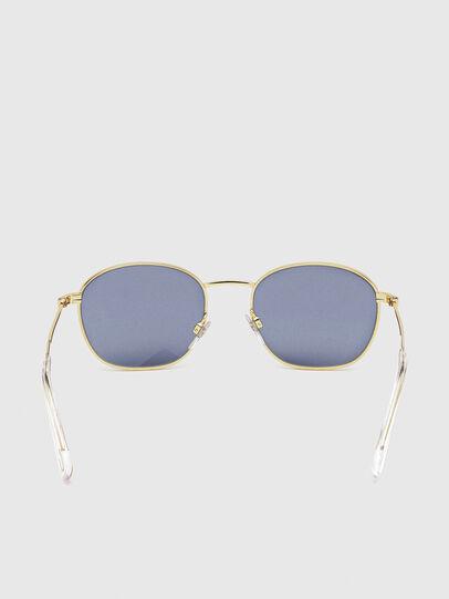 Diesel - DL0307, Gold - Sunglasses - Image 4