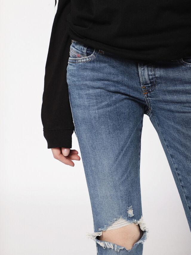 Diesel - Gracey 069AI, Medium blue - Jeans - Image 6
