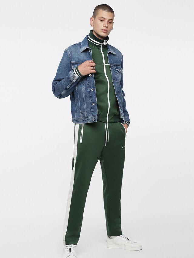 Diesel - NHILL, Blue Jeans - Denim Jackets - Image 6