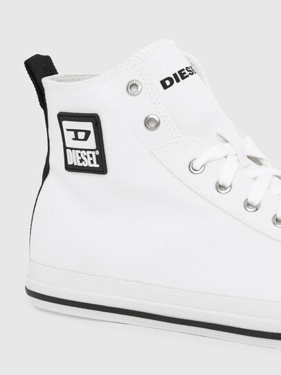 Diesel - S-ASTICO MID CUT, White - Sneakers - Image 4