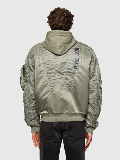 Diesel - J-LAGASH, Military Green - Jackets - Image 2