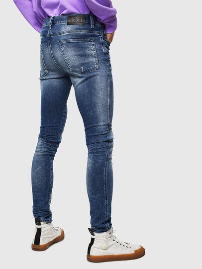 Diesel - D-Reeft JoggJeans 0096M, Dark Blue - Jeans - Image 2