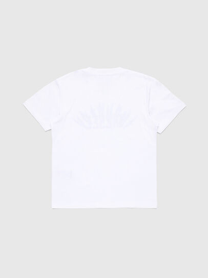 Diesel - TDIEGOA10, White - T-shirts and Tops - Image 2