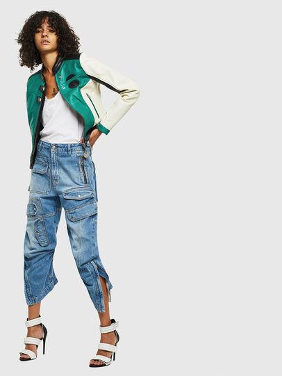 Diesel - DE-MIRY, Blue Jeans - Pants - Image 8