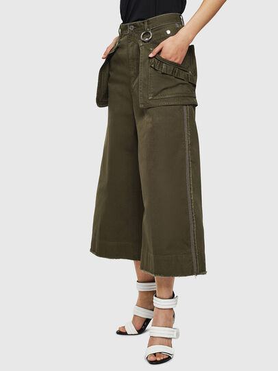 Diesel - P-RAEY, Military Green - Pants - Image 3