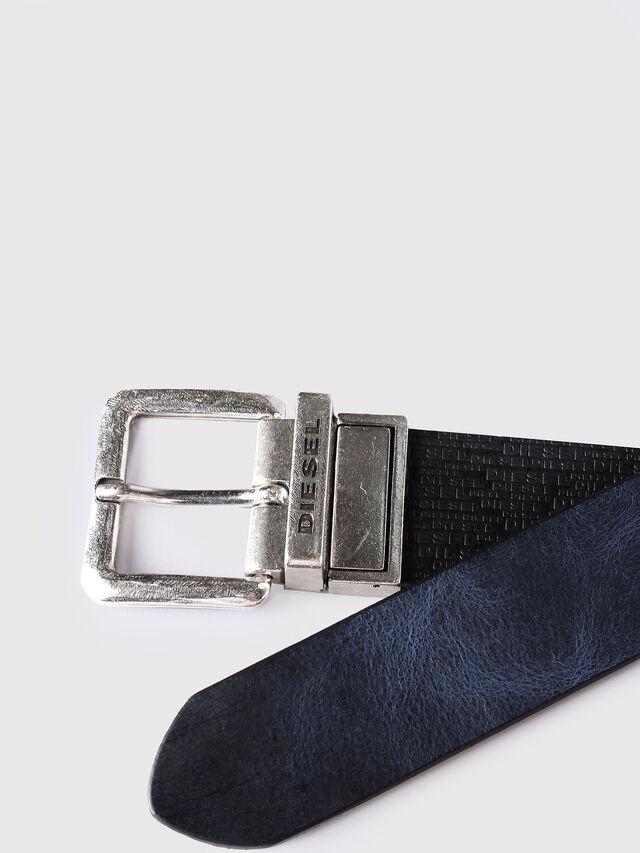 Diesel B-TWIN, Black/Blue - Belts - Image 3
