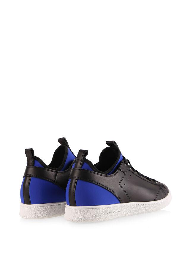 S18ZERO, Black/Blue