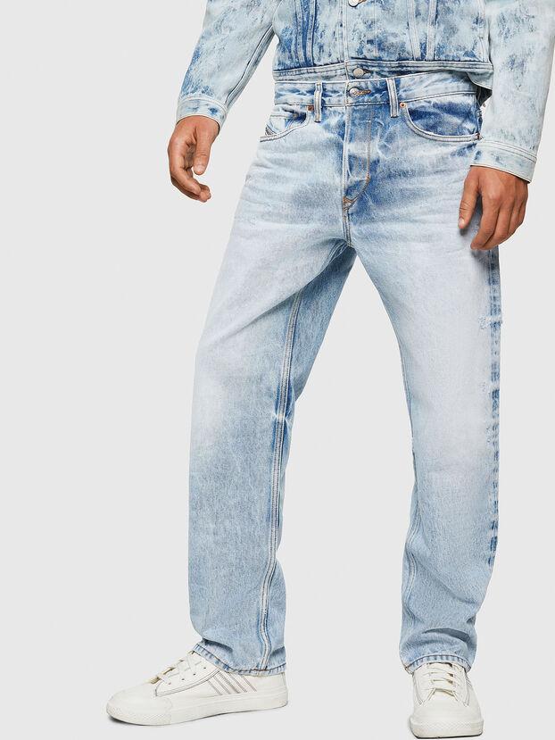 D-Kodeck 0078C, Light Blue - Jeans