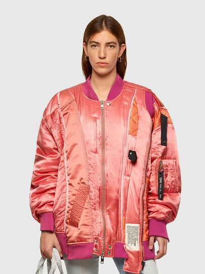 Diesel - G-FRANKIE, Pink - Jackets - Image 1
