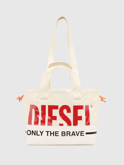 Diesel - ASTI, White - Shopping and Shoulder Bags - Image 5