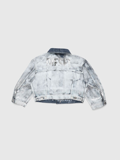 Diesel - JECATE, Light Blue - Jackets - Image 2