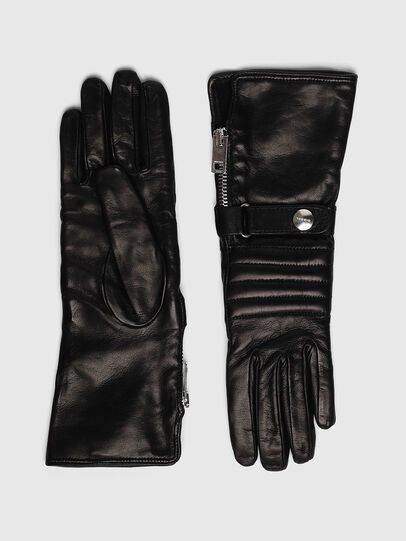 Diesel - GELLA-FL, Black - Gloves - Image 1