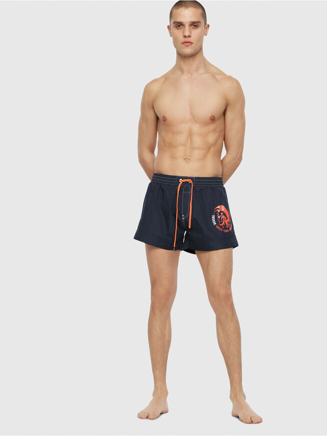 Diesel BMBX-SANDY 2.017, Blue - Swim shorts - Image 1