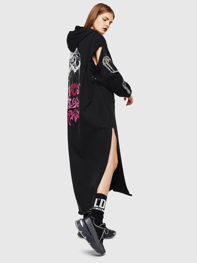 Diesel - D-ILSE-TWIST-A, Black - Dresses - Image 7