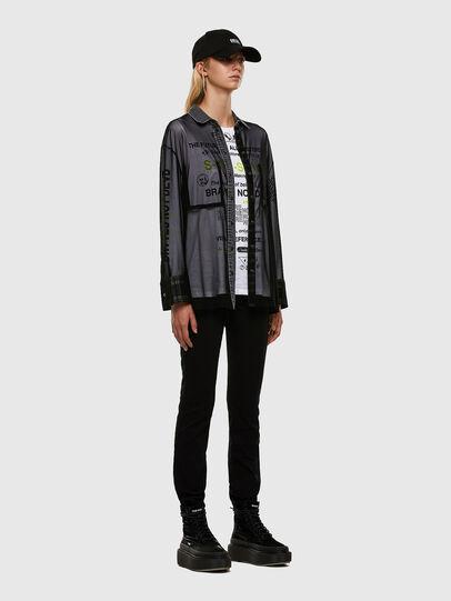 Diesel - Sandy 069EI, Black/Dark grey - Jeans - Image 5