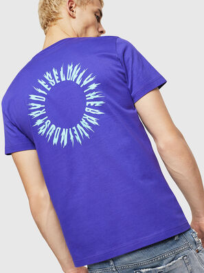 T-DIEGO-A12, Violet - T-Shirts