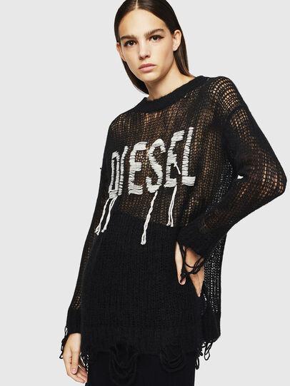 Diesel - M-ANDREA,  - Knitwear - Image 6