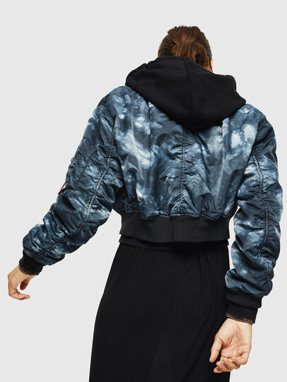 Diesel - G-IKAS, Dark Blue - Jackets - Image 2