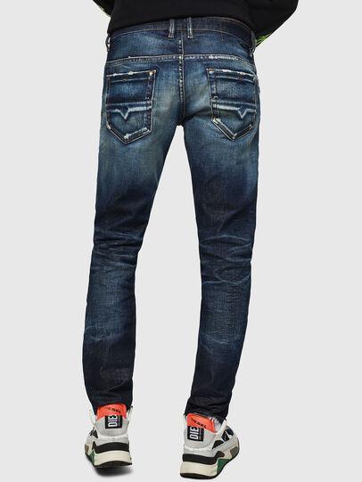 Diesel - Thommer 0092I, Dark Blue - Jeans - Image 2