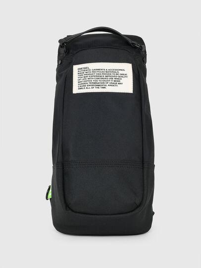 Diesel - BODHIO WP, Black - Crossbody Bags - Image 1