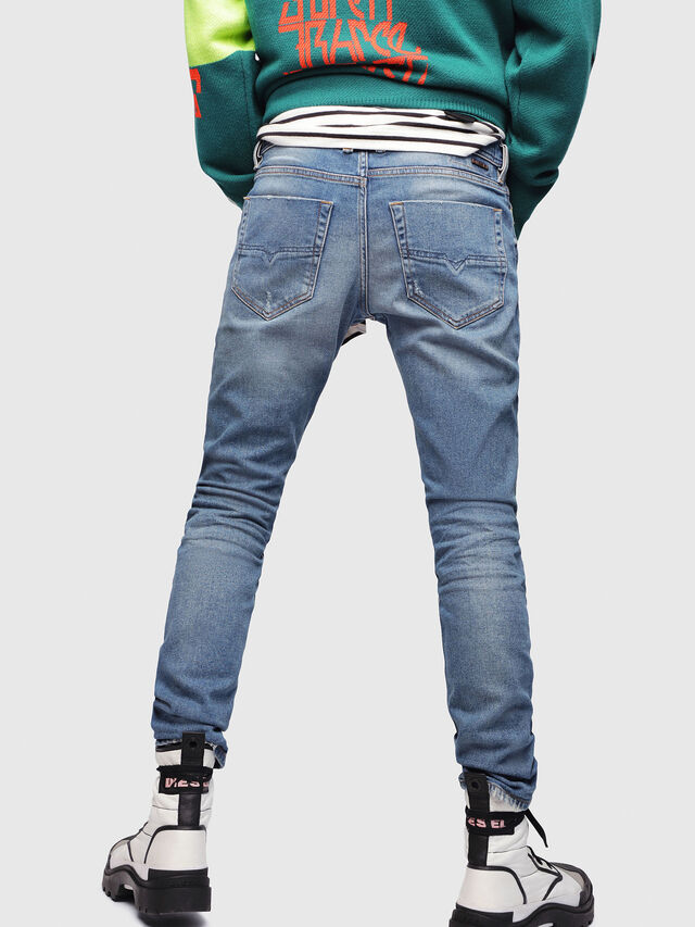 Diesel - Tepphar 089AW, Medium blue - Jeans - Image 2