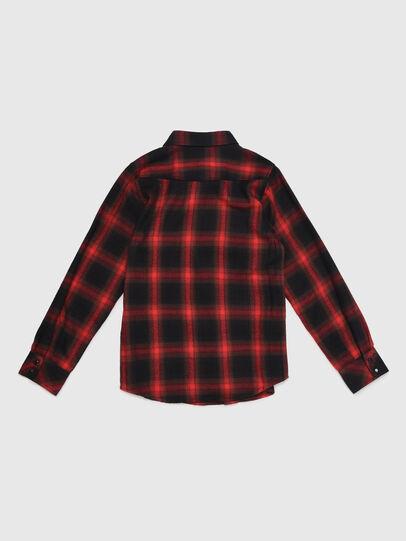 Diesel - CBONNY, Red/Black - Shirts - Image 2
