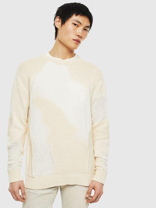 K-CAMMY, White - Knitwear