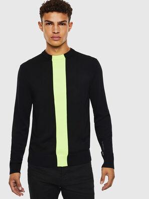 K-TAPEX, Black - Knitwear