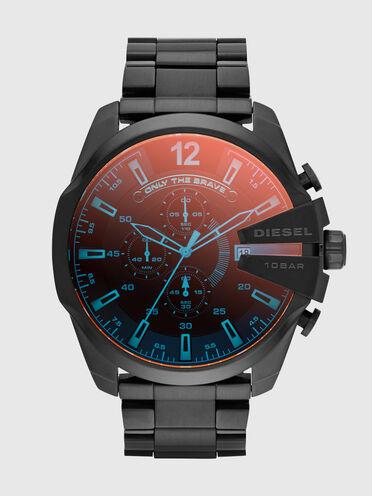 Mega Chief watch with gunmetal plating