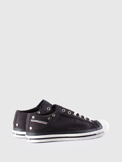 Diesel - EXPOSURE LOW W, Black - Sneakers - Image 3