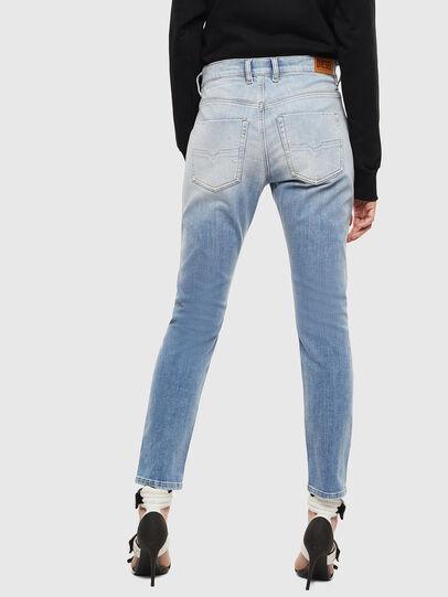 Diesel - Krailey JoggJeans 0099R, Light Blue - Jeans - Image 2