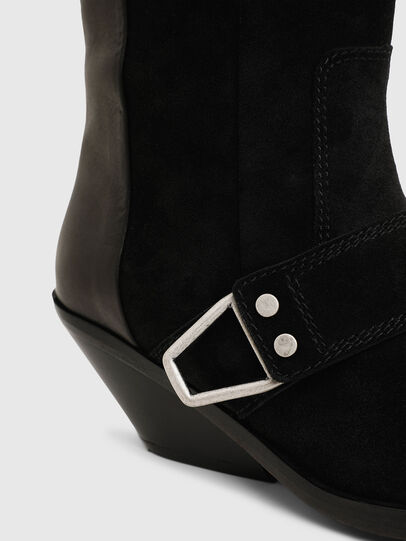 Diesel - D-GIUDECCA MBR, Black - Boots - Image 4
