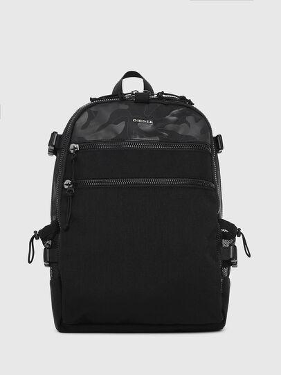 Diesel - F- URBHANITY BACK, Blue/Black - Backpacks - Image 1