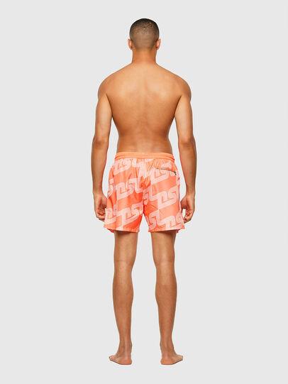 Diesel - BMBX-WAVE 2.017, Orange - Swim shorts - Image 2