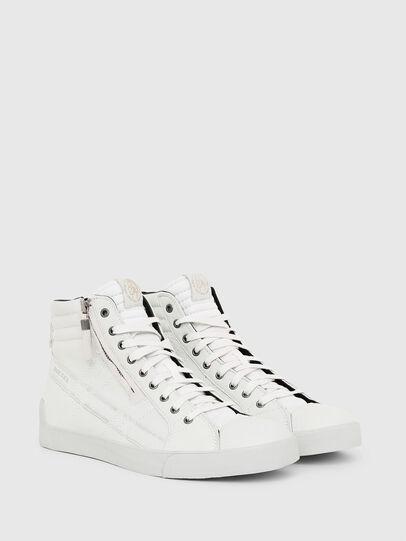 Diesel - D-STRING PLUS, White - Sneakers - Image 2