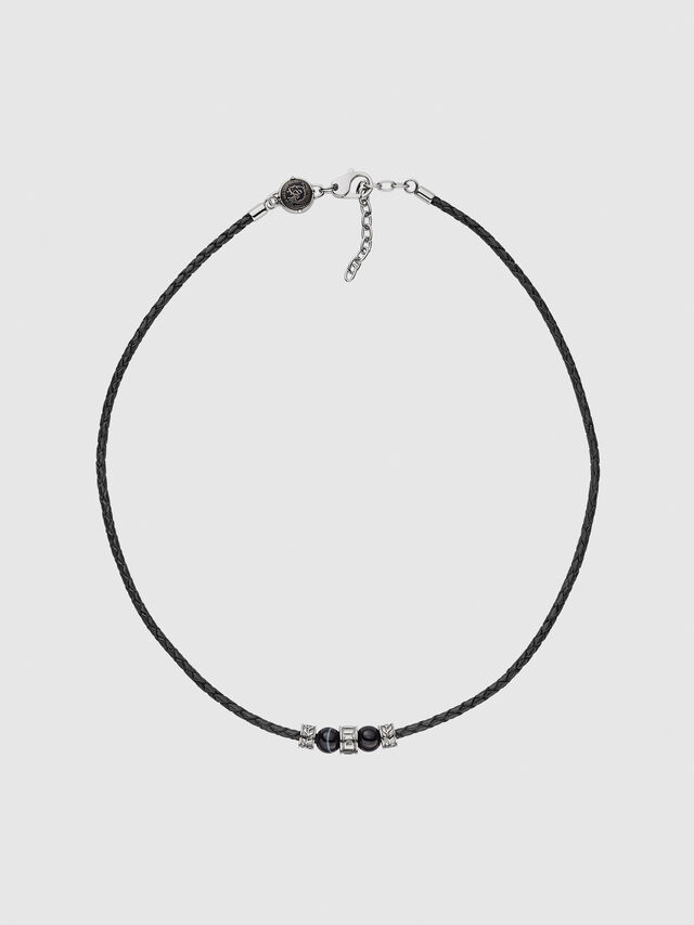Diesel DX1107, Black - Necklaces - Image 1