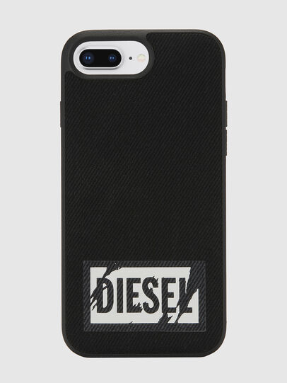 Diesel - BLACK DENIM IPHONE 8 PLUS/7 PLUS/6S PLUS/6 PLUS CASE,  - Cases - Image 2