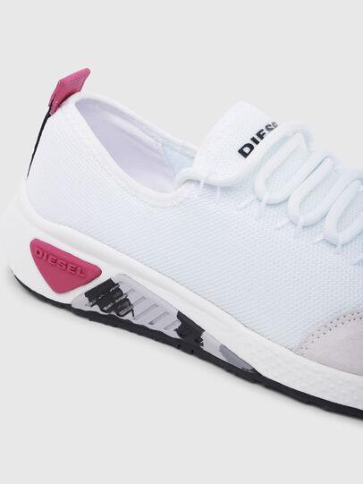 Diesel - S-KB LC W, White - Sneakers - Image 4