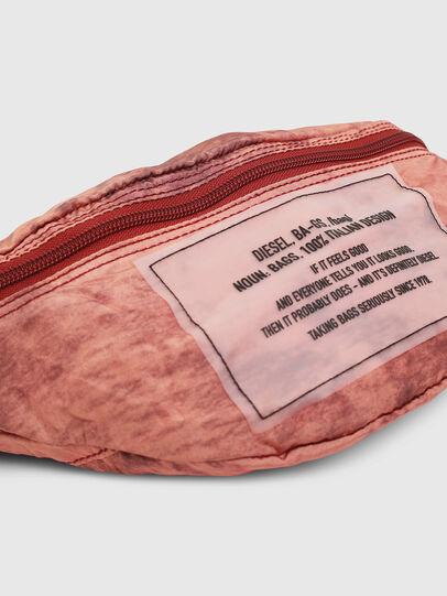 Diesel - BELTPAK, Red - Belt bags - Image 4