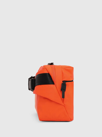 Diesel - F-BOLD CROSS, Orange - Crossbody Bags - Image 3