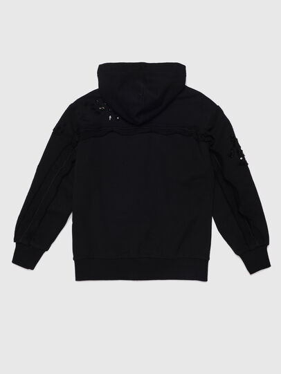 Diesel - SRANIA, Black - Sweaters - Image 2