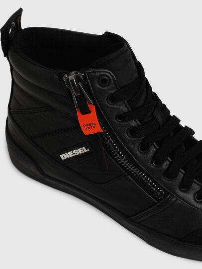 Diesel - S-DVELOWS, Black - Sneakers - Image 4