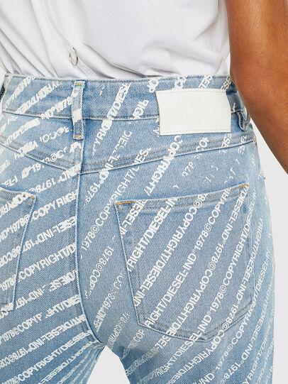 Diesel - D-Eiselle 009AU, Medium blue - Jeans - Image 5