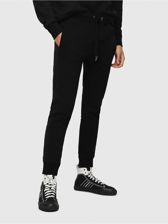 e7304dd7 P-TAJO-J Men: Piqué jogging trousers | Diesel