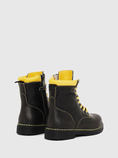 Diesel - HB LACE UP 04 CH,  - Footwear - Image 3