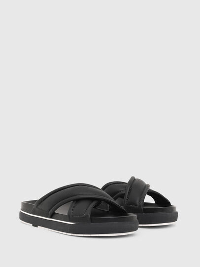 Diesel - SA-GRAND X, Black - Sandals - Image 2