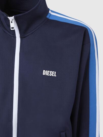 Diesel - S-KRAIM, Blue - Sweaters - Image 4