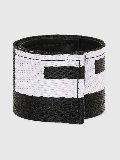 Diesel - A-MASER, Black/White - Bijoux and Gadgets - Image 1