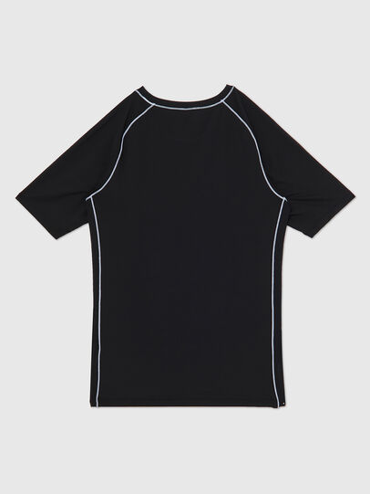 Diesel - UMTEE-YOSHI, Black - Tops - Image 2