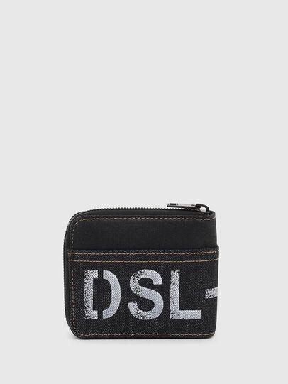 Diesel - ZIPPY HIRESH S, Dark Blue - Zip-Round Wallets - Image 2